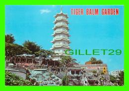 HONG KONG, CHINE - TIGER BALM GARDEN  - PUB. BY NATIONAL CO - - Chine (Hong Kong)