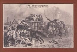 1 Cpa La Derniere Charette Raffet - Peintures & Tableaux