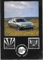 Auto  BOURSAULT/ GARABEDIAN - Automovilismo