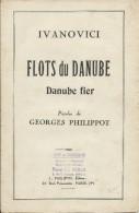 Partition  IVANOVICI LES FLOTS DU DANUBE - Danube Fier - Musik & Instrumente
