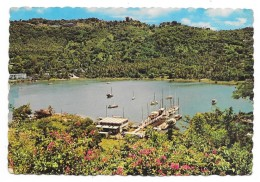 Cpsm: ANTILLES - GRENADA WEST INDIES - The Lagoon Off St. George's  Harbour Showing The Shipyards  N° 16175 - Grenada