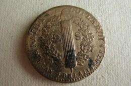2 Sols 1792 W Lille - 1789-1795 Monnaies Constitutionnelles