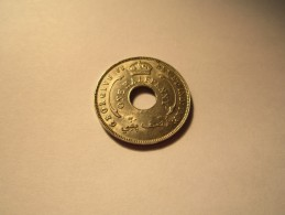 ---1--PIECE--AFRIQUE-de-L'OUEST-BRITANNIQUE--1-HALFPENNY-1937--KN------SUP+--- - British Colony