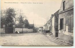 DEP 78 NEAUPHLE LE CHATEAU VILLIERS SAINT FREDERIC ROUTE DE CRESSAY - Neauphle Le Chateau