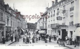 (51) Epernay - Rue Porte Lucas - Grand Hotel De L'Eure - TTBE - 2 SCANS - Epernay