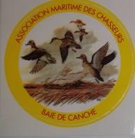 Association Maritime Des Chasseurs – Baie De Canche - Stickers