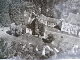 Blanchefosse, Photo Aérienne Pédagogique LAPIE, 27cm X 44cm. - Autres Communes
