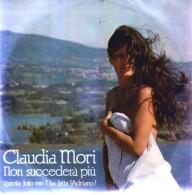 CLAUDIA MORI - Disco, Pop