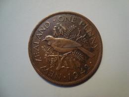 MONNAIE NEW ZEALAND 1 PENNY 1942 - Nuova Zelanda
