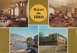 Italien - Iseo - Hotel Pensilina - Ca. 1980 - Brescia