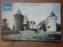 24 - Thiviers : Château De La Filolie - Thiviers
