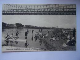 4-2----meung Sur Loire---loiret---les Bords De La Loire - Other Municipalities