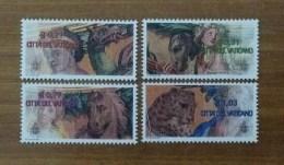 2003 VATICANO FRANCOBOLLI NUOVI STAMPS NEW MNH** - Animali Di San Pietro Mosaici Della Basilica - - Vatican