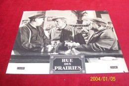 Rue Des Prairies  Avec Jean Gabin - Affiches