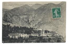 CPA  - VILLARS DU VAR  COLLECTION ARTISTIQUE  LIGNE DU SUD DE LA FRANCE - Alpes Maritimes  06 - Circulé - Autres Communes