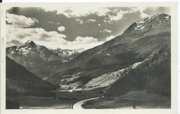 AK 0378  Sölden Gegen Nöderkogel - Aufnahme J. Riml Um 1930-40 - Sölden