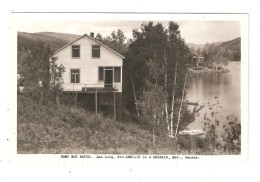 CPA SAINTE EMELIE L´ENERGIE ( Matawinie ) Camp Mon Repos Lac Long  Peu Commune - Quebec