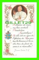 RELIGIONS - PAPE JOANNES PAULUS PP. II - DEL PRIORE - - Papes