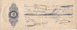 SUISSE / GENEVE / CHARLES FISCHER / TRANSPORTS / 1897 / Timbre 5 C - Wissels