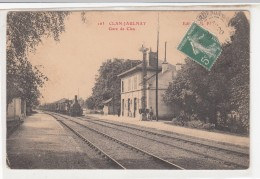 37 CLAN JAULNAY  LA GARE - Other Municipalities