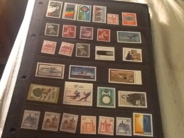 DDR Germany Perf Gutter - Stamps