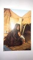 Images Du MALI. Région De GAO.Femme TOUAREGUE Et Son Enfant - Mali