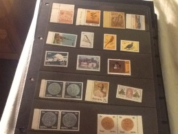 Nepal Perf Gutter Sets - Stamps