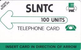 TARJETA DE SIERRA LEONA DE 100 UNITS URMET (SLNTC) NUEVA-MINT - Sierra Leone