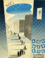 Louveteau. Scouts De France. 1962 N° 22.  NOEL - Livres, BD, Revues