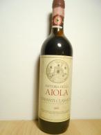 Chianti Classico Aiola 1984 - Vin
