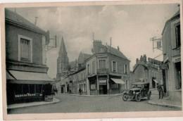 Chateaudun Carrefour Du Champdé - Chateaudun