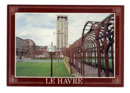 Le Havre: Place De L'Hotel De Ville (16-778) - Le Havre