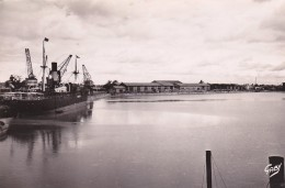 17. ROCHEFORT . LE BASSIN. ANNÉE 1953 - Rochefort