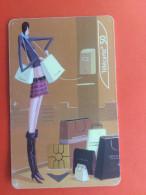 TELECARTE 50* ILLUSTRATION DESSIN BD DE LA PARISIENNE DE KIRAZ DESSINATEUR DES ANNEES 50 =>FRANCE TELECOM - Comics