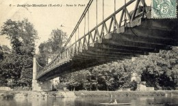 95 JOUY Le MOUTIER Sous Le Pont - Jouy Le Moutier