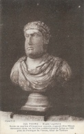 Vienne Musée Lapidaire - Buste En Marbre D'Empereur Romain (Néron?) - Carte Non Circulée - Skulpturen