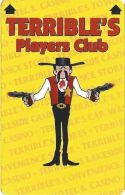 Terrible´s Casino Las Vegas, NV - Slot Card - CPICA 25930 Over Mag Stripe (BLANK) - Casino Cards