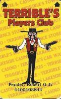 Terrible´s Casino Las Vegas, NV - Slot Card - Cpi Over Mag Stripe - Casino Cards