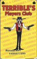 Terrible´s Casino Las Vegas, NV - Slot Card - Cpi 2007787 Over Mag Stripe - Casino Cards