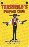 Terrible´s Casino Las Vegas, NV - Slot Card - Cpi 2011742 Over Mag Stripe - Casino Cards