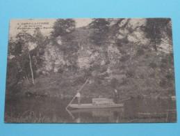 Chiny-La Cuisine En Barquette Rocher Du Gouffre Marchal ( L. Duparque ) Anno 1909 ( Zie Foto Details ) !! - Chiny