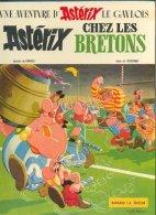 No PAYPAL !! : Albert Uderzo Et René Goscinny ASTERIX 8 Les Bretons , RARE BD Éo Dargaud (Rue Du Louvre) 1966 TTBE/NEUF - Editions Originales (langue Française)