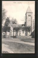 CPA Gif, L'église - Frankreich