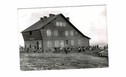 Carte Postale Ancienne De GERARDMER-Hôtel Du HOHNECK-Ancienne Frontière-Propriétaire BERNEZ René - Gerardmer