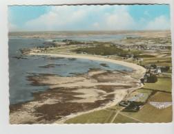CPSM QUIMIAC (Loire Atlantique) - La France Vue Du Ciel.....Plage De Sorlock Et Pointe De Merquel Camping G.C.V. - Autres Communes