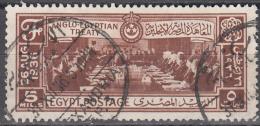 Egypt   Scott No. 203      Used     Year  1936 - Gebruikt