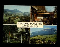 38 - Col De La PLACETTE - Hotel - France