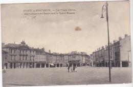 PONT A MOUSSON  LA PLACE DUROC - Pont A Mousson