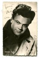 GEORGES ULMER (1919/1989) Auteur Compositeur Interprète - Autographes