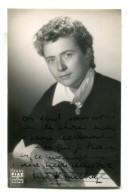 MICK MICHEYL Dédicace Et Signature Sur Photo TEDDY PIAZ - Autographes